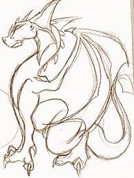draw dragons