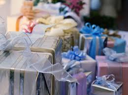 presents wedding