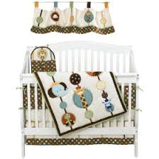 jungle crib sheets