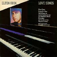 Elton John - Love Songs (uk Tv Label))