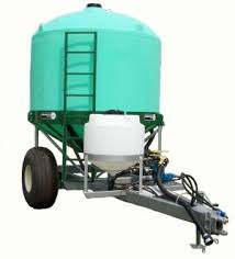 compost windrow turner