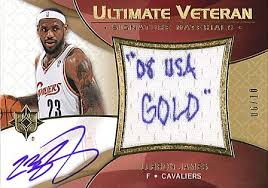 lebron james trading cards