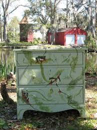 painting dresser
