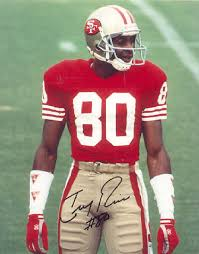 jerry rice 49ers