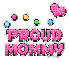 proud to be a mommy