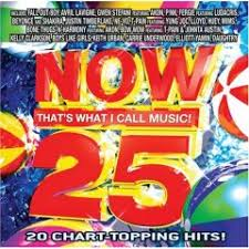 now thats what i call music 25