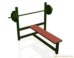 bench press bench