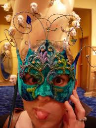 cirque du soleil masks