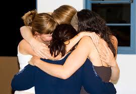 four girlfriends