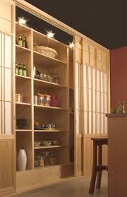 sliding pantry