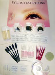 eye lash extention