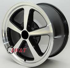mustang mach 1 wheels