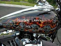 harley paint
