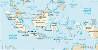indonesian countries