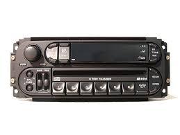 pt cruiser stereo