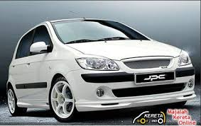 modified hyundai getz