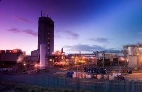 chemical plant photos