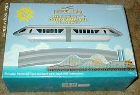 disney monorail toys