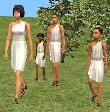 child toga