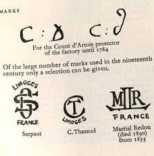 antiques marks