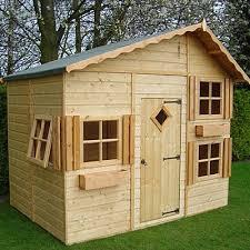 playhouse with loft