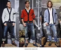man fashion 2009