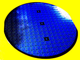 silicon wafer picture