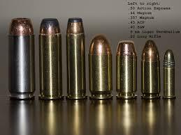 caliber comparison