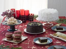christmas desserts with pictures