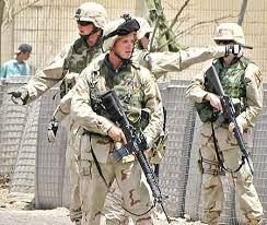 army females