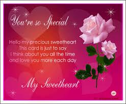 animated greetings card