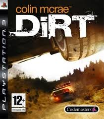 dirt playstation