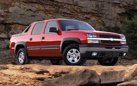 2000 chevy avalanche