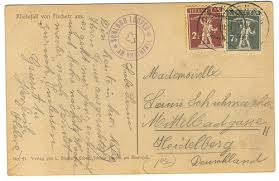 old picture postcards