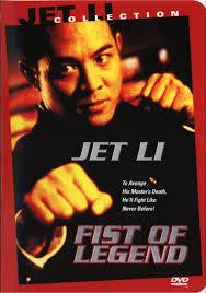 jet li the legend