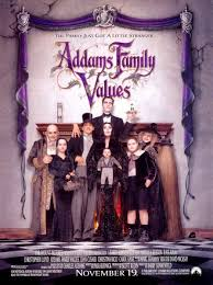 addams family posters