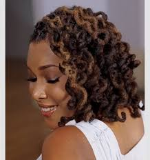 african twist hairstyle