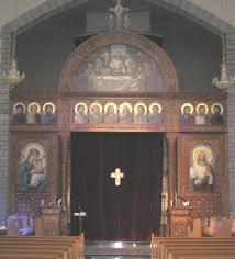 coptic church in egypt