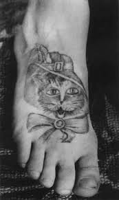 cat tattoo designs