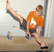 boys gymnast