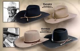 john wayne cowboy hats