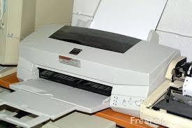 computers and printer