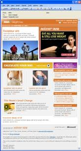 fitness newsletters