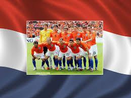 holland international football team