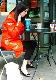 nylon rainwear