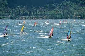 columbia river gorge windsurfing