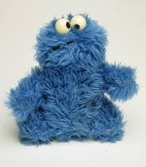 cookie monster stuff