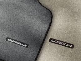 corolla floor mats