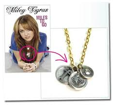 miley cyrus necklace
