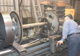 metal work lathe